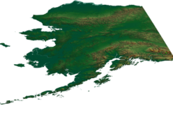 USGS Releases More Than 400 Updated US Topo Maps of Alaska