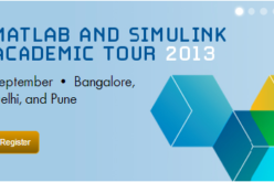 MATLAB and Simulink Academic Tour 2013 – India