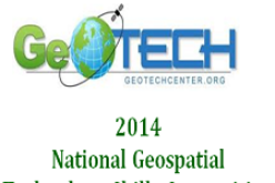 2014 National Geospatial Technology Skills Competition