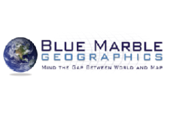 Blue Marble to Highlight Use of Global Mapper for the Military