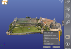 RIEGL introduces the World's first App for LiDAR Data Visualization on the iPad: RiALITY