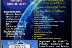 The 7th International Workshop on Remote Sensing and Environmental Innovations in Mongolia