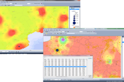 SuperGIS Biodiversity Analyst 3.2 Upgraded for Advanced Analyses