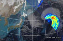 First Images Available from NASA-JAXA Global Rain and Snowfall Satellite