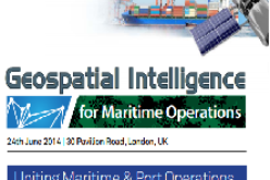 Geospatial Intelligence for Maritime Operations: Official Brochure Release