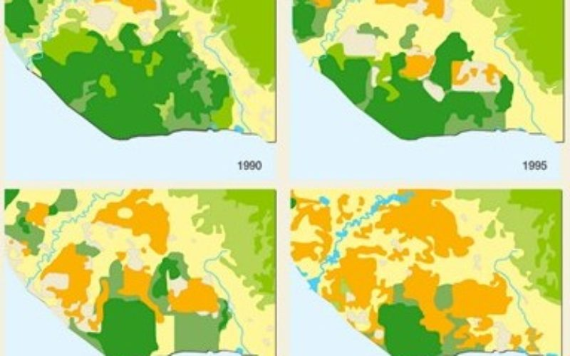 Free GIS Data – Land Cover and Land Use Data