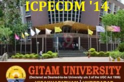 ICPECDM '14 – International Conference on Challenges in Disaster Management