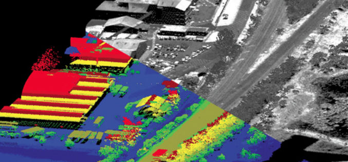 The 5 Most Viewed Airborne Laser Scanners on Geo-matching