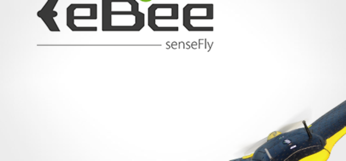 PR: Optimised ebee Ag Drone Now Offers A Full Precision Farming Workflow — From Aerial Images To Application Maps