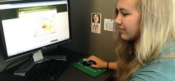 Portland State University Students Maps the Crime