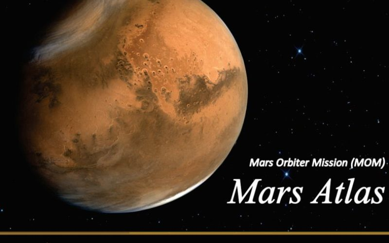 Mars Orbiter Mission – One year of Success: Release of Mars Atlas