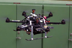A Drone with a Sense of Building Its Own Maps