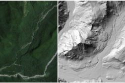 OpenTopography Releases Raster Datasets for California, Colorado, New Hampshire and Washington