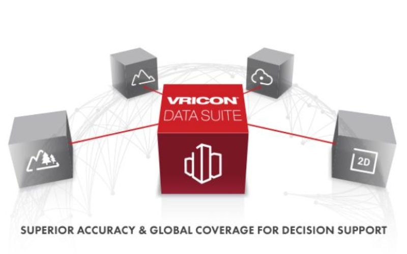 Vricon Launches Newest, Disruptive Geospatial Product: Digital Terrain Model