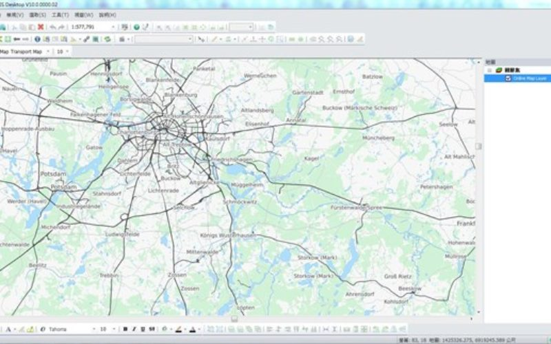 Online Map Tool Helps You to Design a Better Map