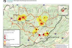 National Geospatial-Intelligence Agency Provides Expertise Response to West Virginia Flooding