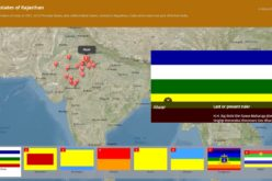 History of Princely States of Rajasthan through Story Map