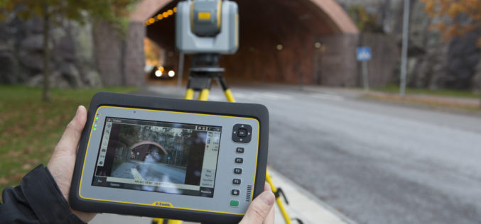 Trimble Unveils SX10 Scanning Total Station