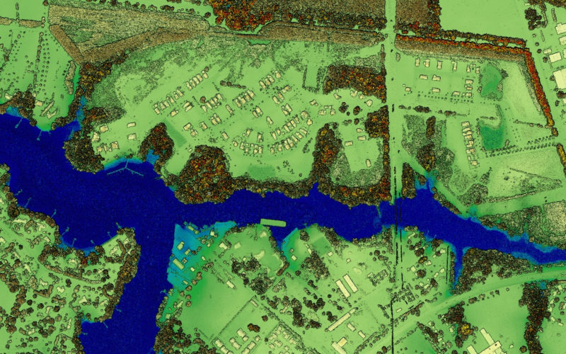 New Leica SPL100 Brings up to 10x More Efficiency to Airborne LiDAR