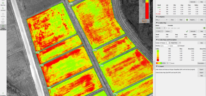 In Defense of Desktop: Why Desktop is Essential for Drone Mapping in Agriculture