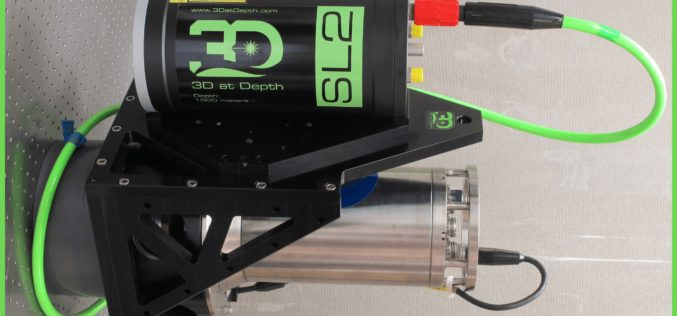 3D at Depth and iXblue Develop Inertial Navigation System Aided LiDAR Data Collection Technology for Subsea Applications