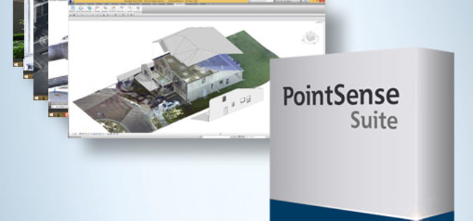 FARO® Introduces PointSense 18.0 Suite for Construction and Architecture