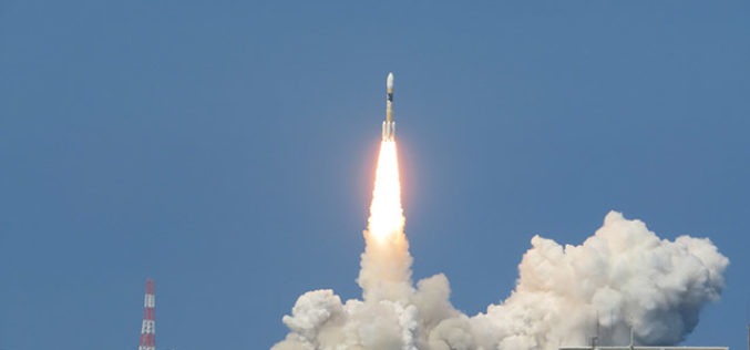 Japan Successfully Launches 3rd Satellite of Quasi-Zenith Satellite System