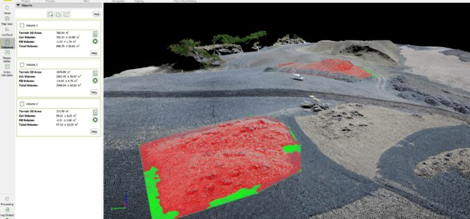 Saving Time and Money in Construction with Drones and Pix4D Drone Mapping Software