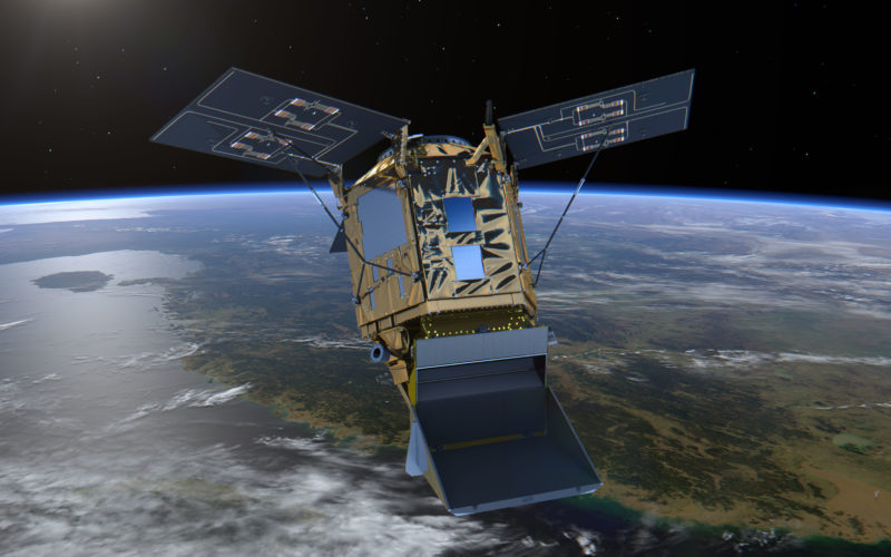 Sentinel‑5P – First Copernicus Mission Dedicated to Monitoring Our Atmosphere