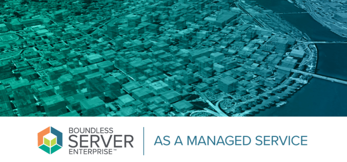 Boundless Server Enterprise Now Available as Managed Cloud Service