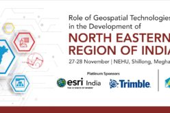 """AGI and NEHU are Organizing a Conference On """"Role of Geospatial Technologies in the Development of North Eastern Region of India"""", Bringing Together the Largest Pool of Geospatial Stakeholders in the NE Region"""