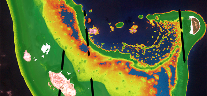 TCarta Developing Commercial ICESat-2 Bathymetric Product  with National Science Foundation Grant
