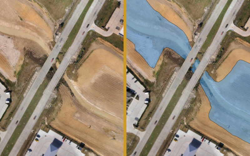 Virtual Surveyor Streamlines Volumetric Calculations for Stormwater Retention Ponds, Basins & Quarries