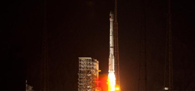 China Sends Remote-Sensing Satellite into Space