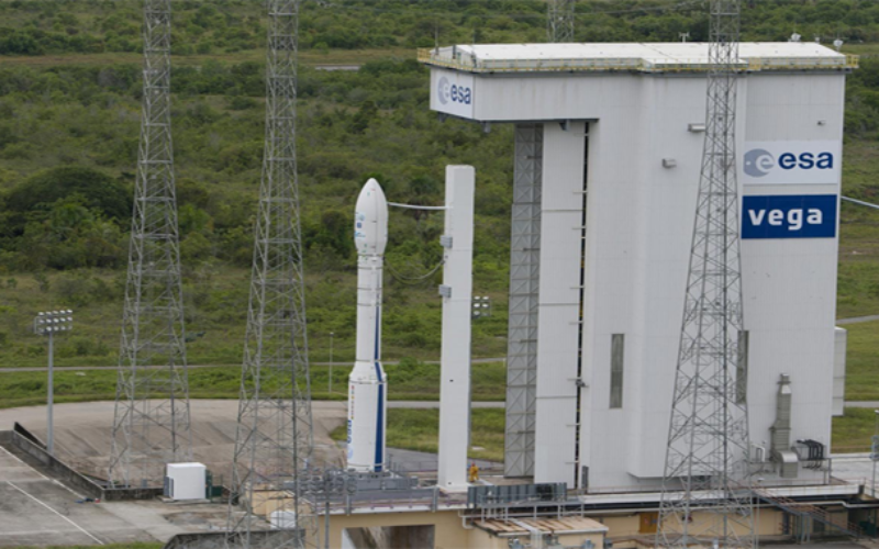 Vietnam Takes Over Control of First Remote Sensing Satellite