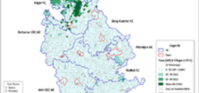 Datanet India launches Geospatial Election Analysis