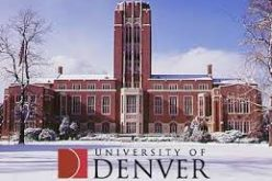 MS in Geographic Information Sciences at University of Denver