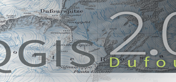 QGIS 2.0 'Dufour' is Released!