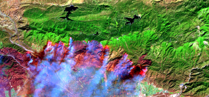 It's Time to Give Firefighters a 21st century Tool: A Fire-Spotting Satellite