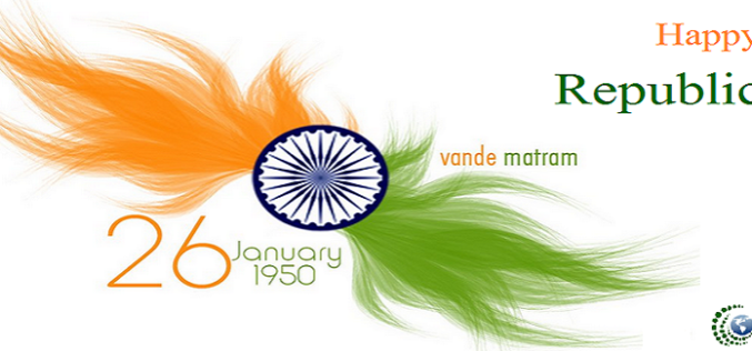 On the Great Day of 65th Republic Day, We extend warm greetings to all of you in India and abroad.