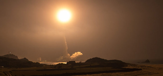 Global Precipitation Measurement Mission Launches Successfully