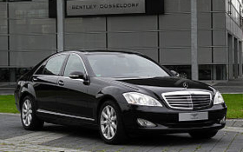 Built-in GPS for Mercedes Benz Owners to Locate Their Car with Smartphone