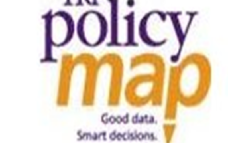 PR: PolicyMap Releases New Mapping Tool for the Masses