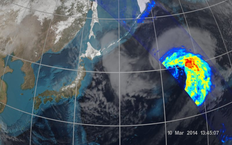 NASA | GPM's Stormy New View
