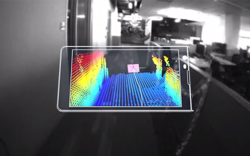 Google Reportedly Developing 'Project Tango' Tablet with 3D Mapping Capabilities