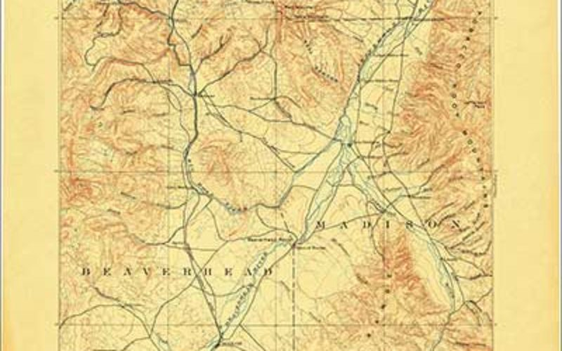 Discover the Northwest with Revised Montana Maps