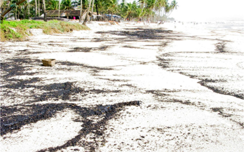 NIO to so ESI Mapping to Combat Oil Spill