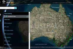 Australian Government Launches National Map Open Data Initiative