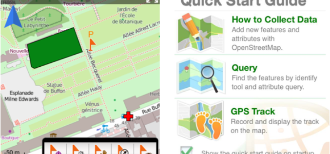 Mapping and Collecting Geospatial Data with SuperSurv 3.2 (iOS)