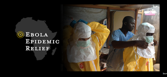 Mapping Outbreak of Ebola: A Deadly Virus